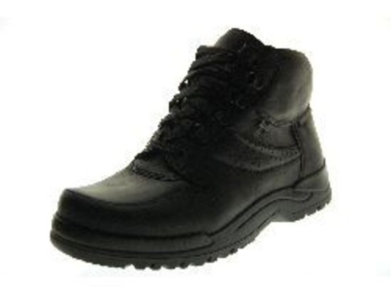 Mephisto - Boots - Leder - Zwart