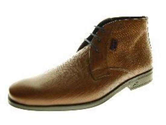 Fluchos - Boots - Leder - Cognac