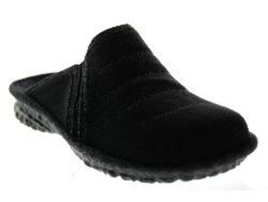 Romika - Muil - Stof - Zwart