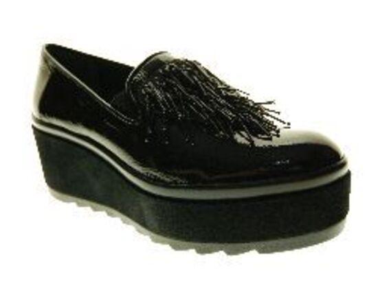 Jhay - Mocassin - Lak - Zwart