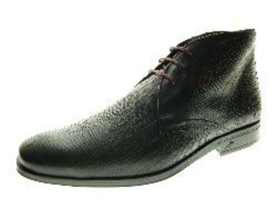 Fluchos - Boots - Leder - Zwart