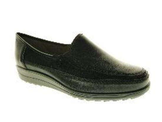 Ara - Slip On - Lak - Zwart