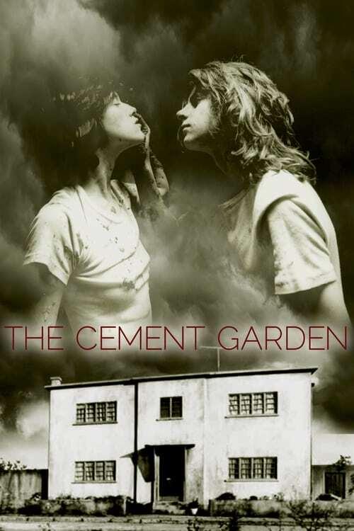 movie cover - Cement Garden