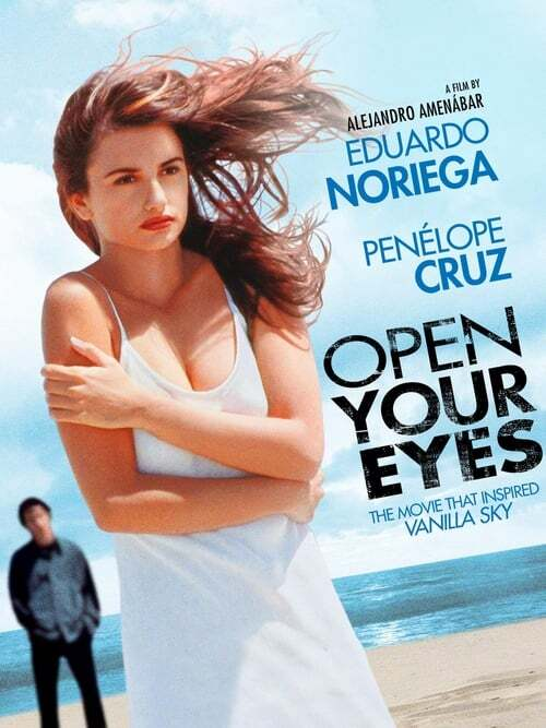 movie cover - Abre Los Ojos