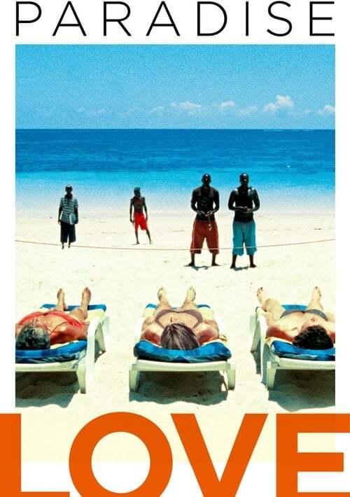 movie cover - Paradies: Liebe