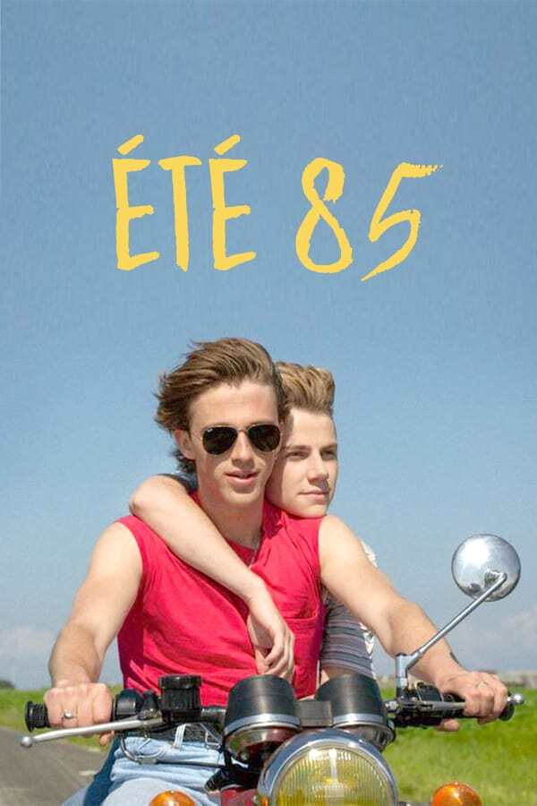 movie cover - Été 85