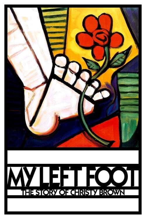 movie cover - My Left Foot
