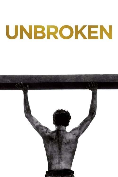movie cover - Unbroken