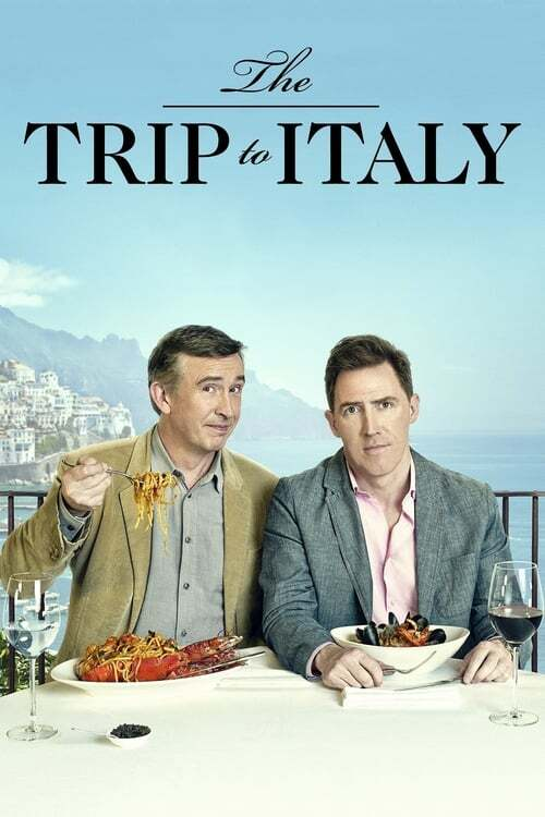movie cover - The Trip To Italy