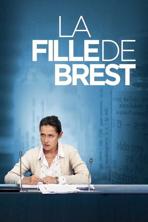 movie cover - La Fille De Brest