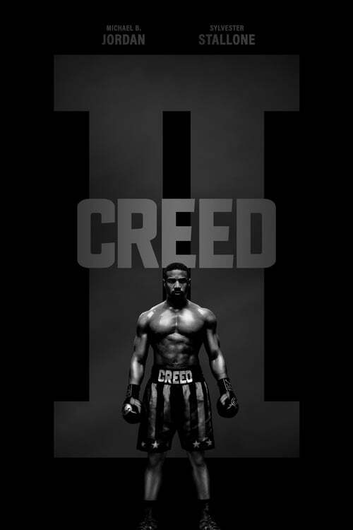 movie cover - Creed II