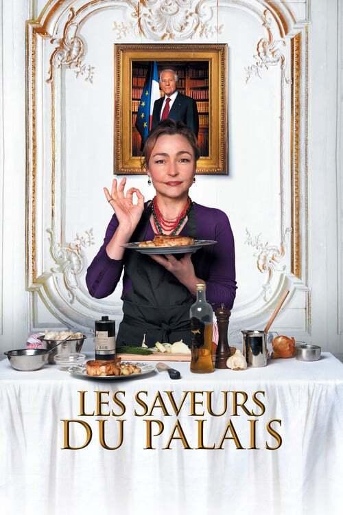 movie cover - Haute Cuisine