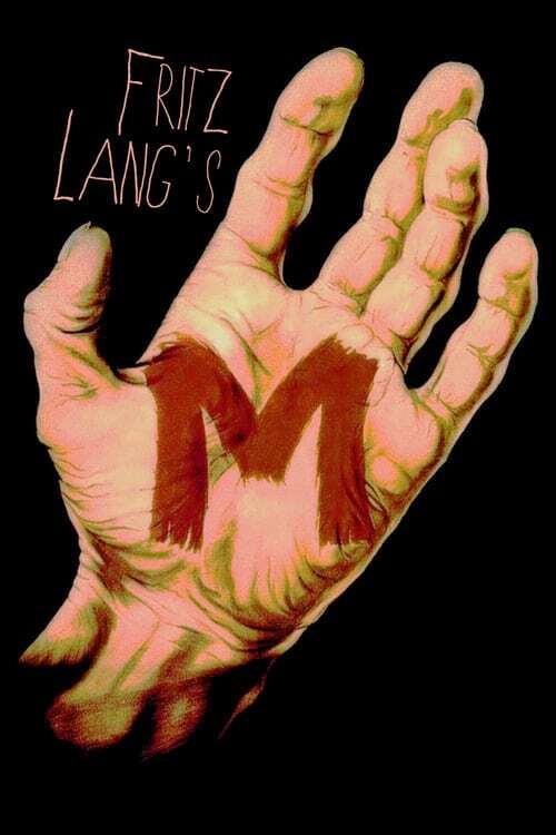 movie cover - M