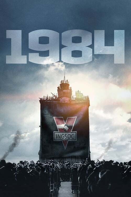 movie cover - 1984