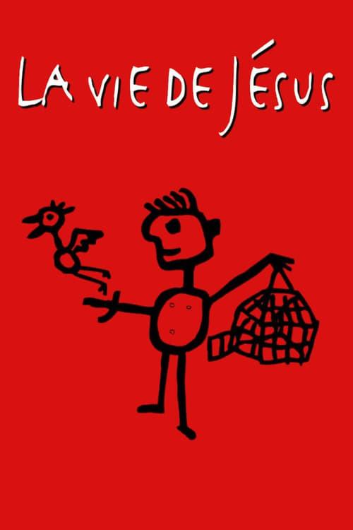 movie cover - La Vie De Jésus