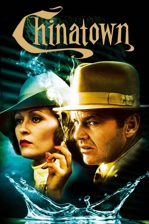 movie cover - Chinatown