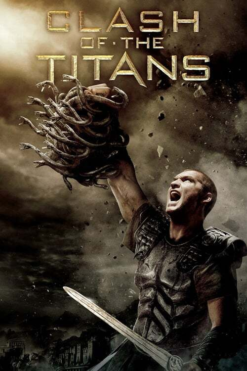 movie cover - Clash Of The Titans