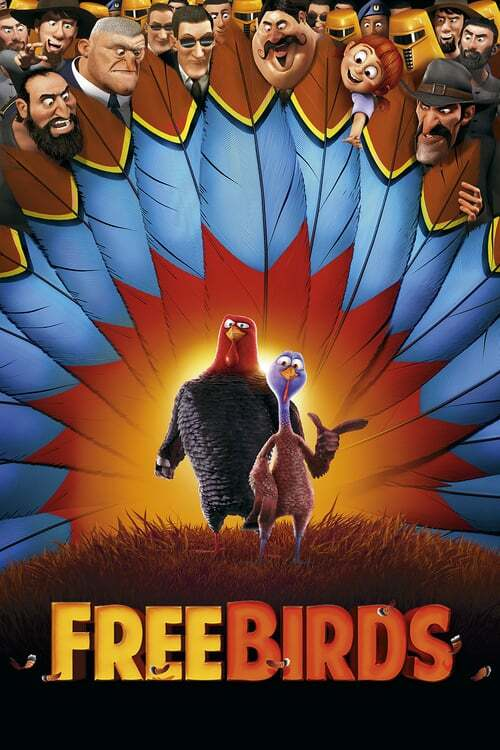 movie cover - Free Birds