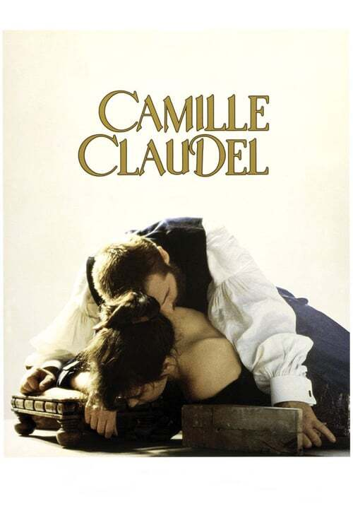 movie cover - Camille Claudel