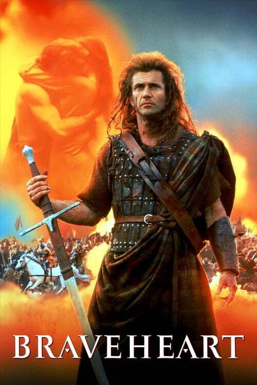 movie cover - Braveheart