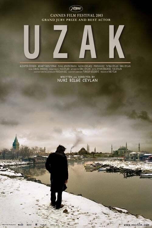 movie cover - Uzak