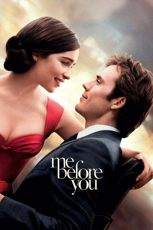 movie cover - Me Before You