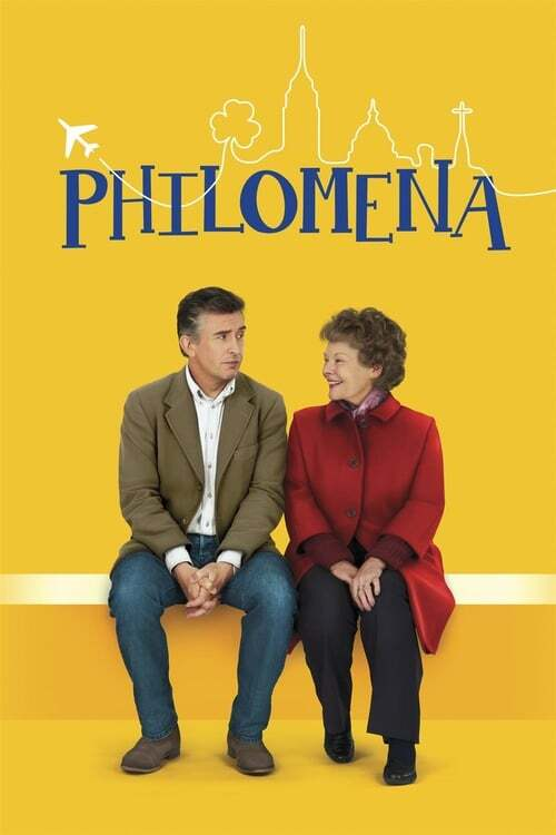 movie cover - Philomena