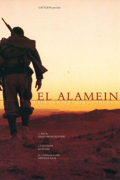 movie cover - El Alamein