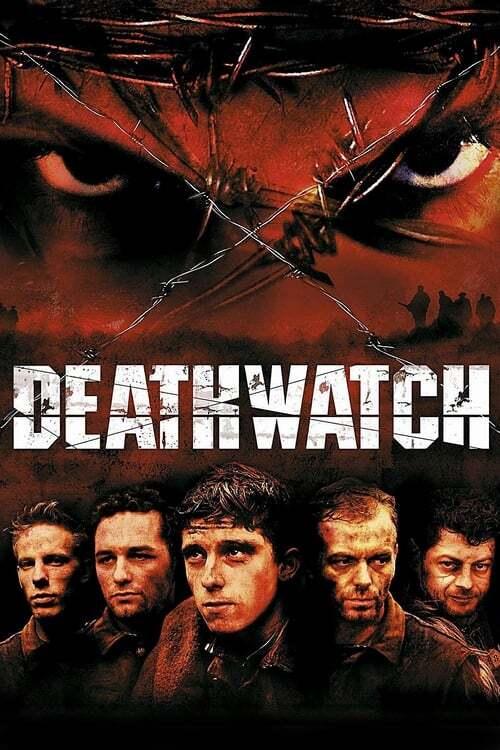 movie cover - Deathwatch