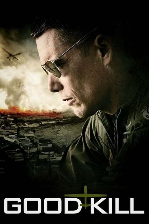 movie cover - Good Kill
