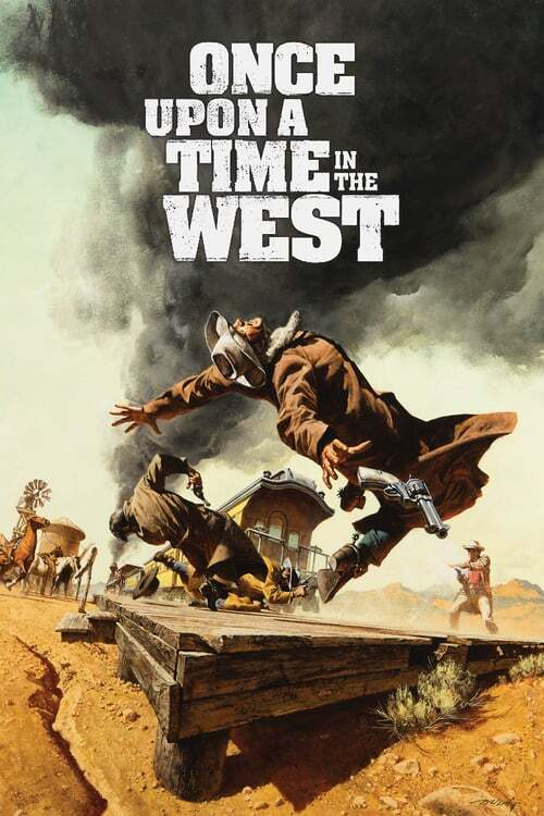 movie cover - Once Upon A Time In The West