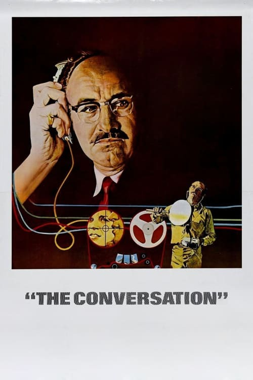 movie cover - The Conversation