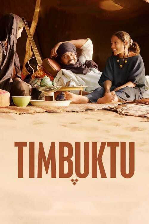 movie cover - Timbuktu