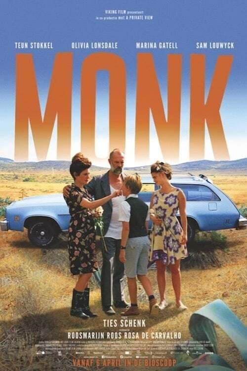 movie cover - Monk