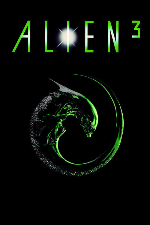 movie cover - Alien 3