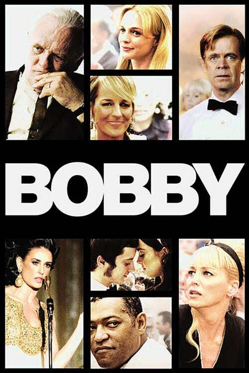 movie cover - Bobby