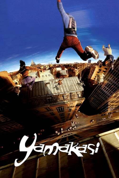 movie cover - Yamakasi - Les Samouraïs Des Temps Modernes