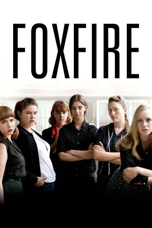 movie cover - Foxfire