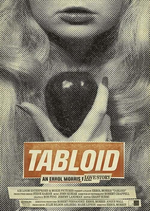 movie cover - Tabloid