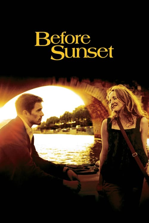 movie cover - Before Sunset