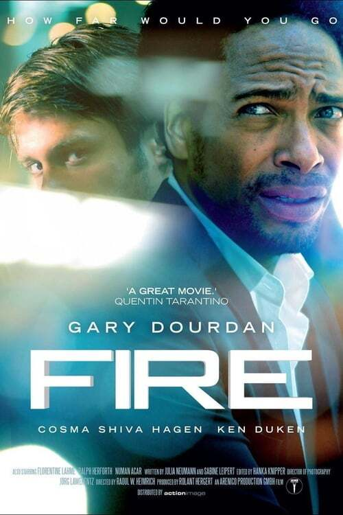 movie cover - Fire