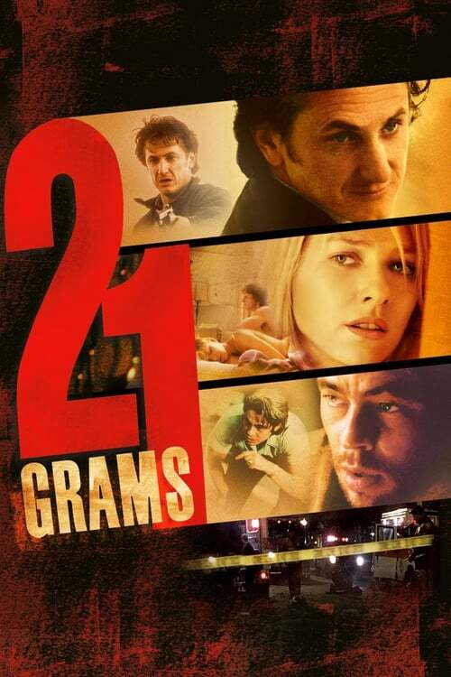 movie cover - 21 Grams