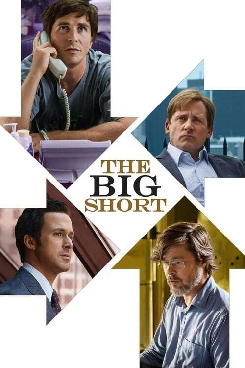 movie cover - The Big Short