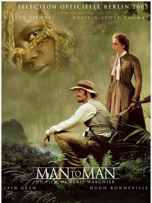 movie cover - Man To Man