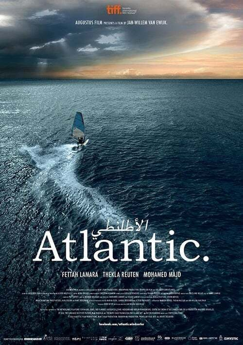 movie cover - Atlantic.