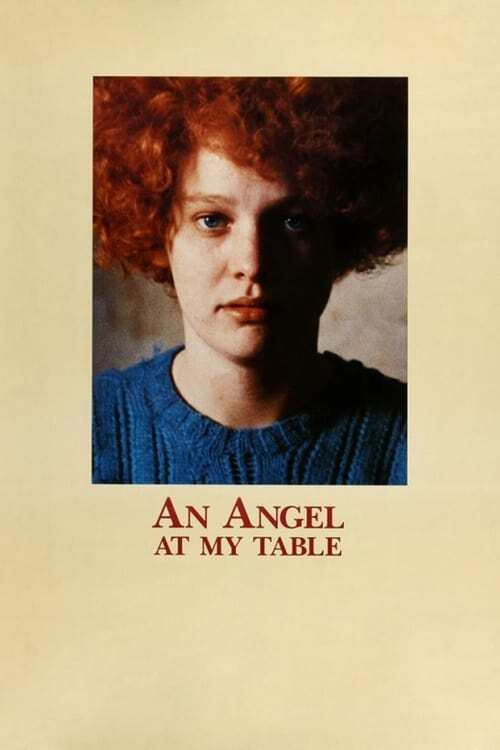movie cover - Angel At My Table