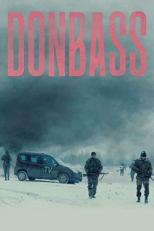 movie cover - Donbass
