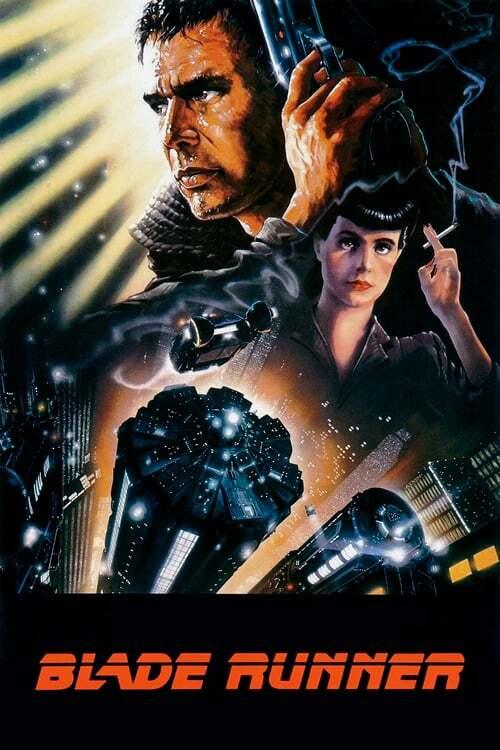 movie cover - Blade Runner