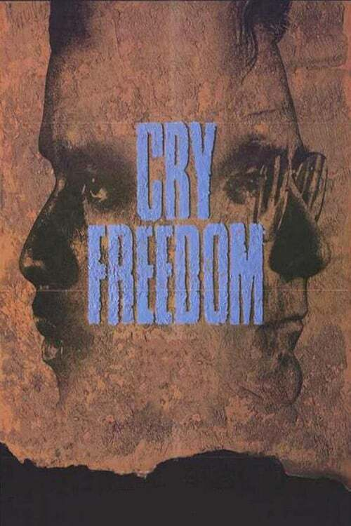 movie cover - Cry Freedom