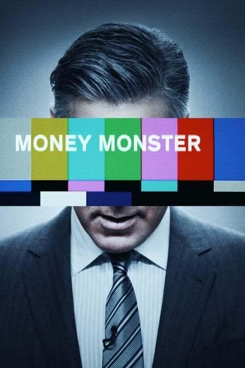 movie cover - Money Monster